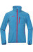 Bergans Youth Girl Runde Jacket Bright Sea Blue Light Sea Blue Hot Pink